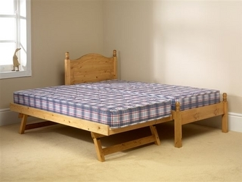 Friendship Mill Guest Bed