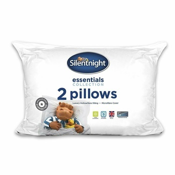 photo of Silentnight Essentials Collection Pillow Pair