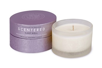Scentered Candle Aromatherapy Sleep Well Travel Size