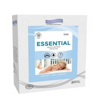 Protect a Bed Essential Mattress Protector Double