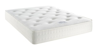 Relyon Classic Natural Supreme Roll Up Mattress Small Double