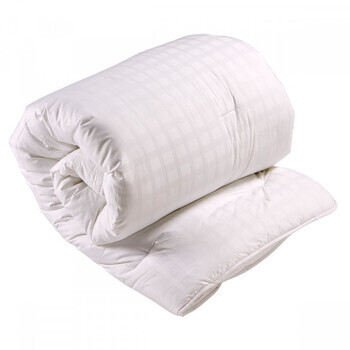 Christy Anti-Allergy 10.5 Tog Duvet Superior Soft Touch Double