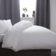 1000 TC Luxury Egyptian Cotton Duvet Cover white