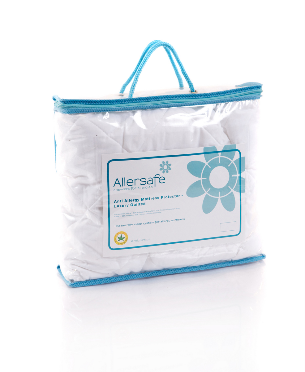 Allersafe Premium Quilted Mattress Protector