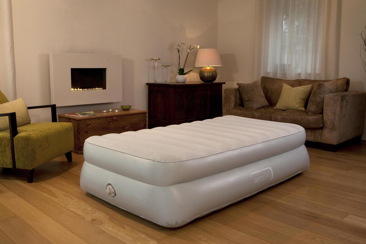 ... Classic Raised Inflatable AirBed Single: Aerobed ...