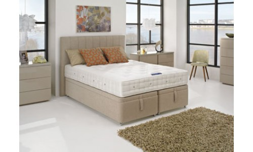Hypnos Orthocare 8 Divan Bed Extra Firm (£769.00)