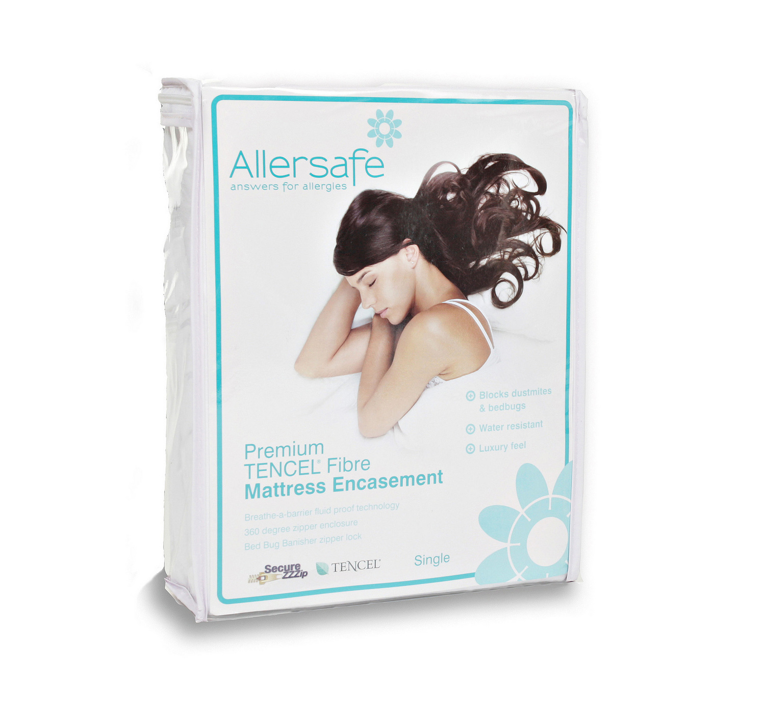 Allersafe Premium Anti Allergy Pillow