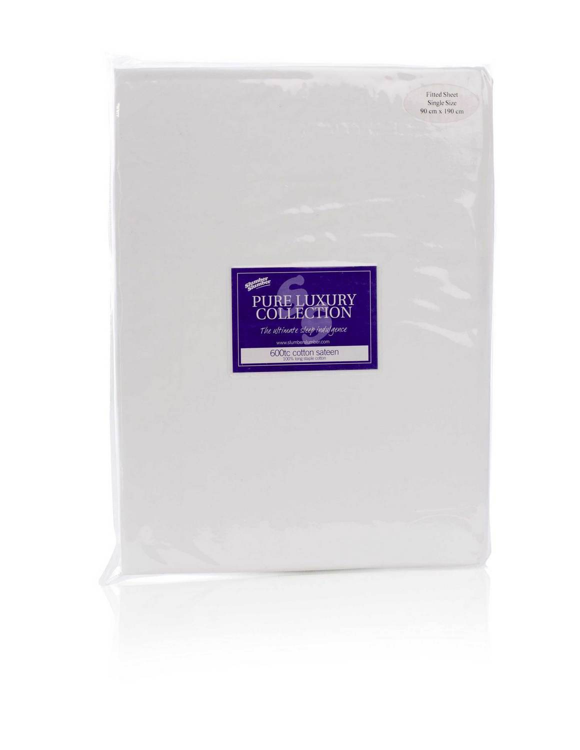 Egyptian Cotton Fitted Sheet 600TC