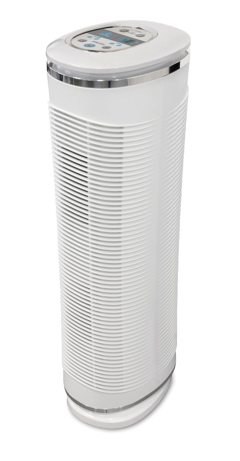 homedics true hepa tower air purifier ar 29 a from. Black Bedroom Furniture Sets. Home Design Ideas