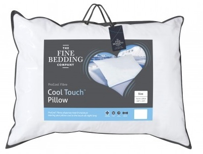 Fine Bedding Cool Touch Pillow