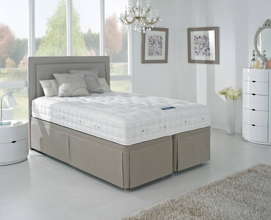 Hypnos Orthocare 12 Divan Bed Firm (£1049.00)
