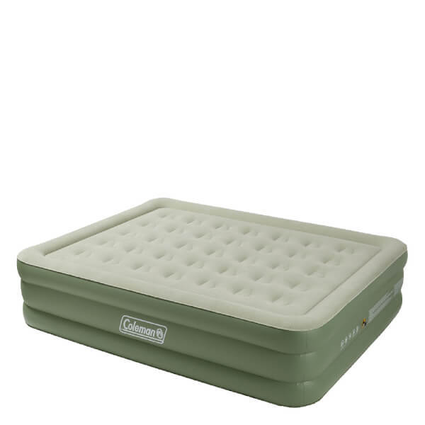 Coleman Comfort Raised Airbed - Double