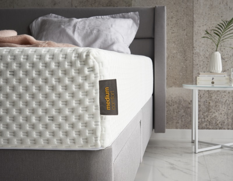 Studio By Silentnight Mattress Medium Comfort (£279.00)