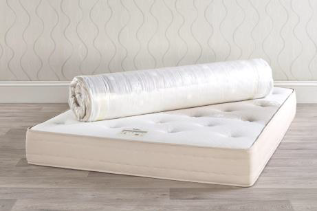 Relyon Wool/Silk 1190 Mattress