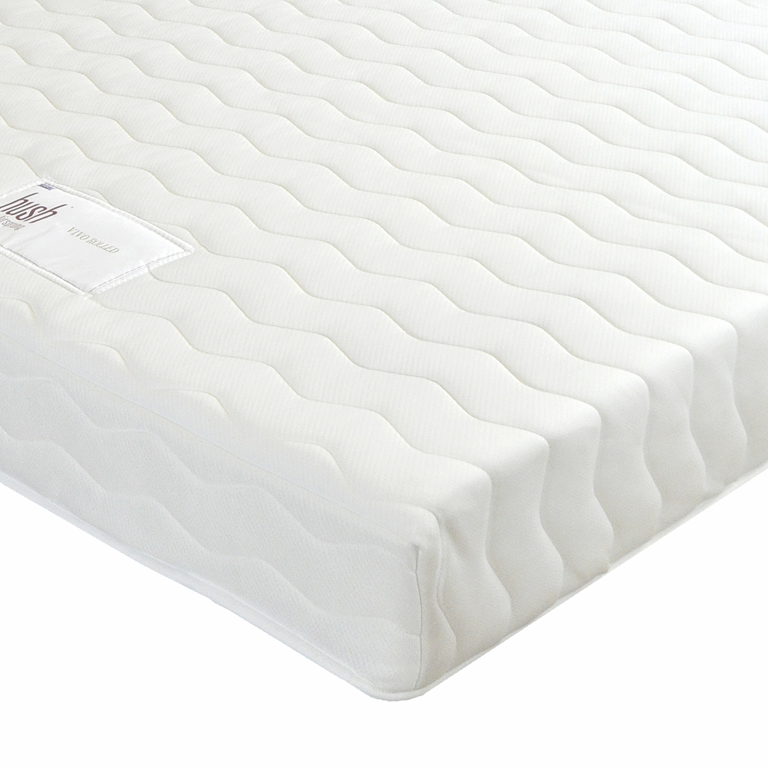Airsprung Hush ViVo Rolled Pocket Sprung Mattress