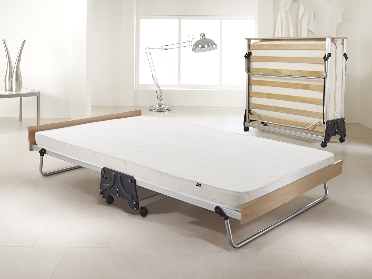 Jay-Be J-Bed Performance Airflow Folding Bed - double