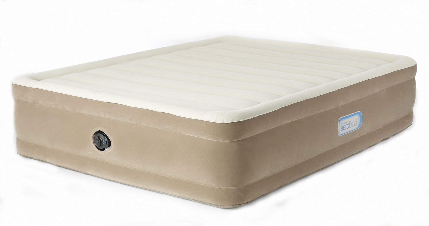 Aerobed Comfort Raised King Inflatable Bed