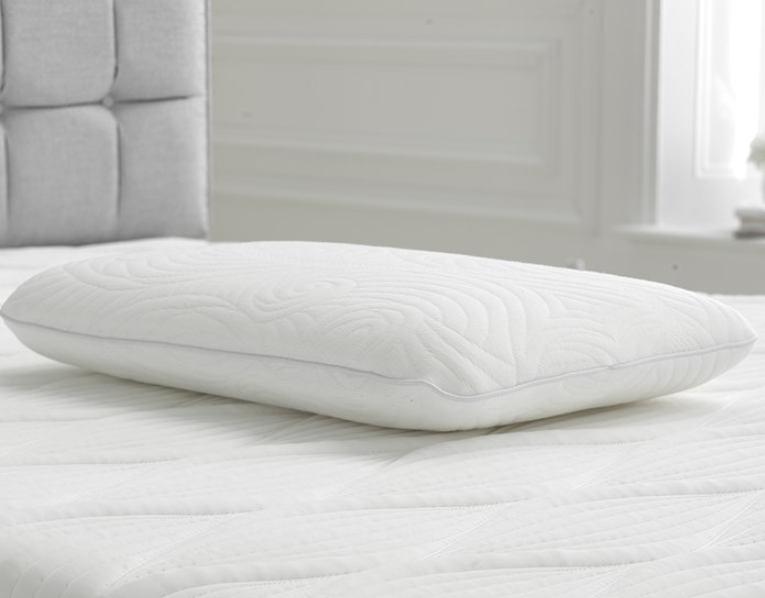Dormeo Octaspring Low Profile Compact Anatomic Pillow