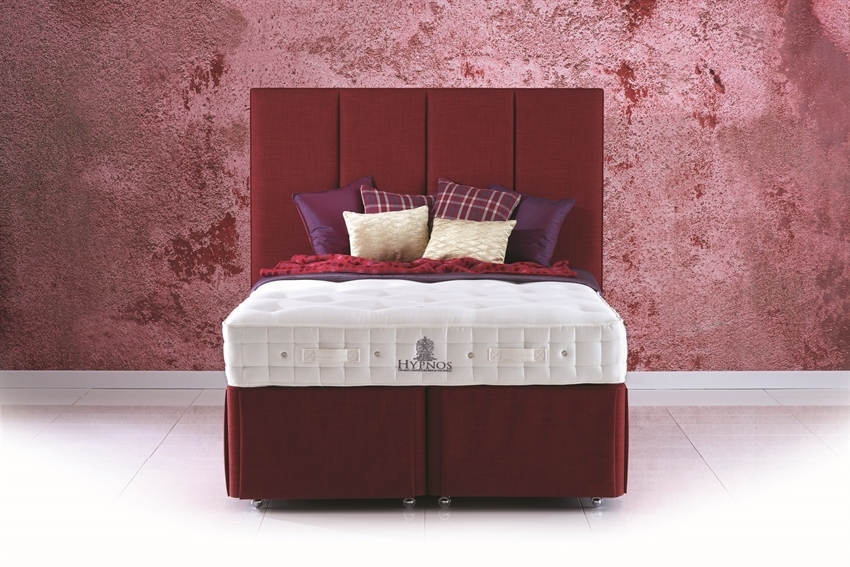 Hypnos Orthocare 6 Divan Bed - Firm