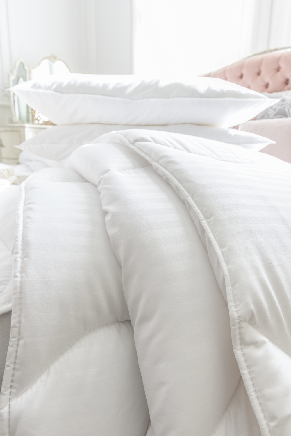Fine Bedding Co Kings Queens Silk Sensation Duvet