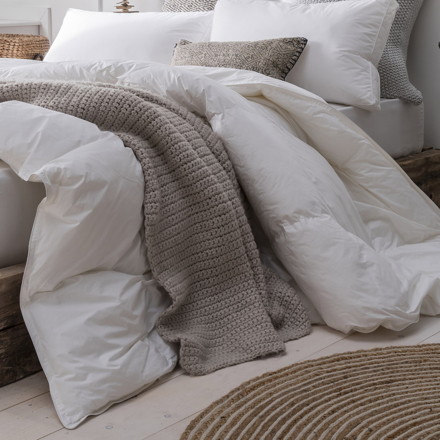 Nimbus Pearl Collection Smartdown Medium Tog Duvet