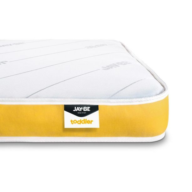 Jay-Be Toddler Pocket Sprung Anti-Allergy Mattress (£99.00)