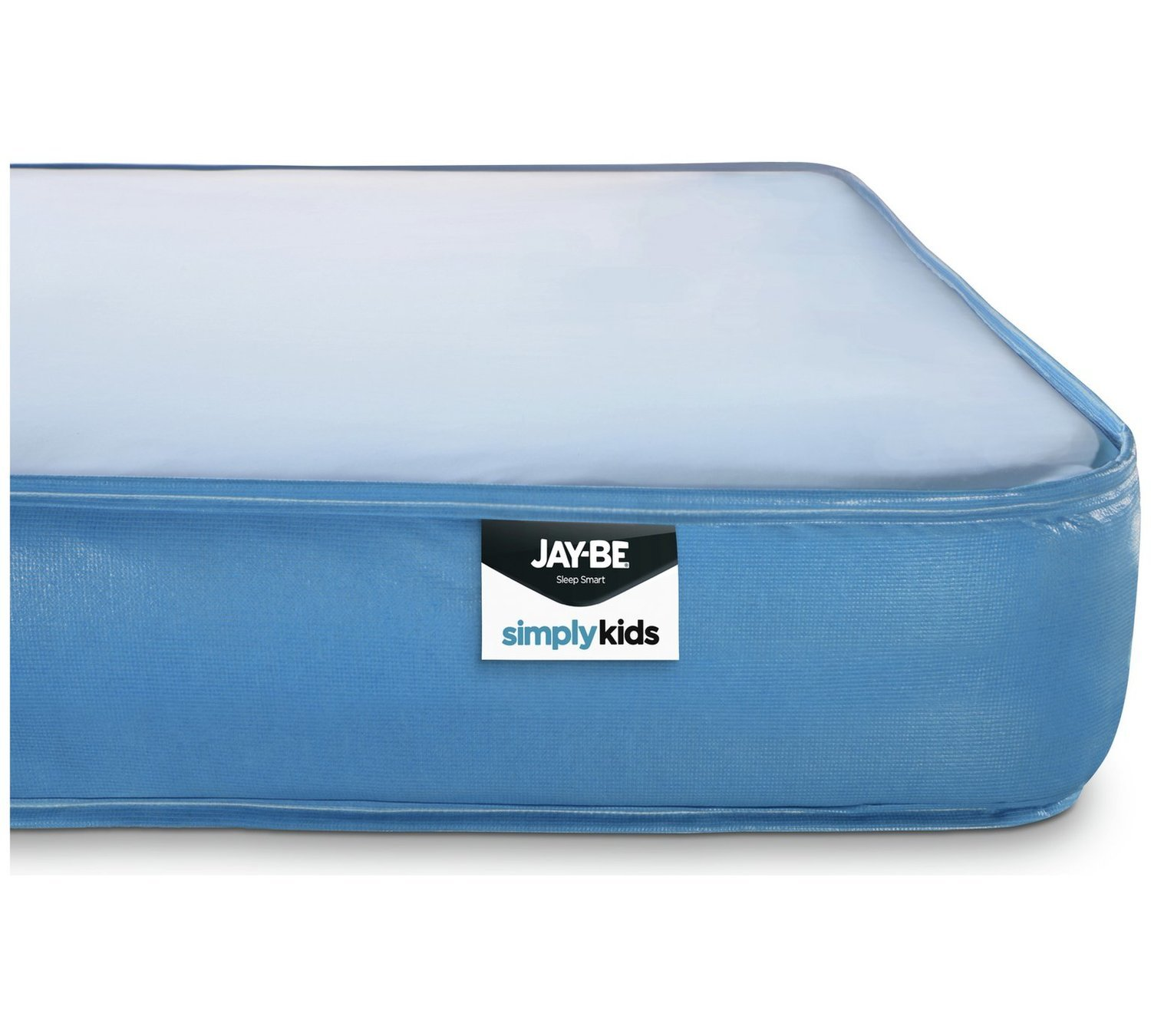 Jay-Be Simply Kids Waterproof Sprung Anti Bacterial Mattress