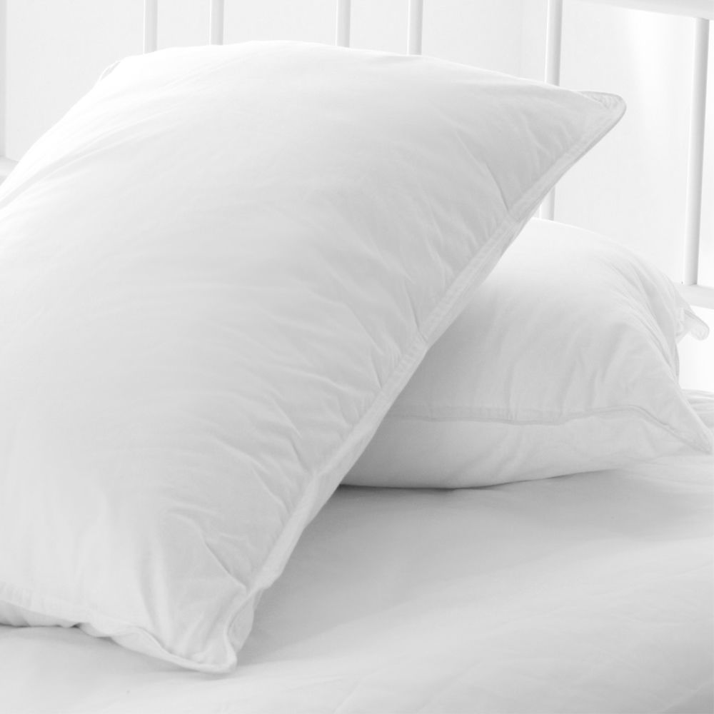 Silentnight Duck Feather Pillow 2 Pack