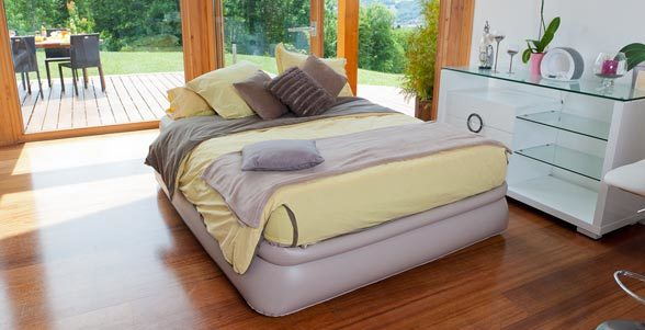 Aerobed Luxury Collection Raised Air Bed - King
