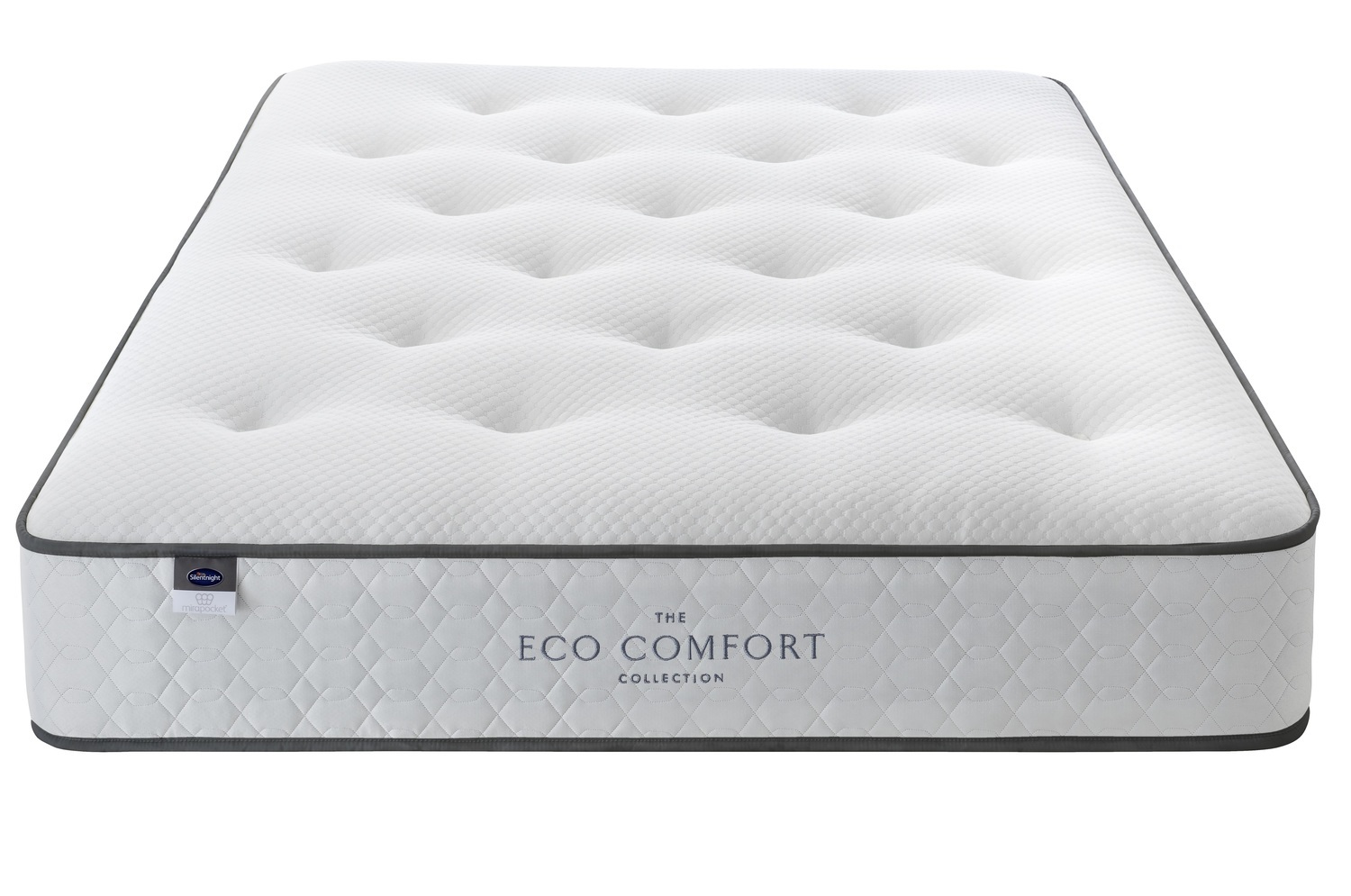 Silentnight Gemini 1200 Mirapocket Mattress