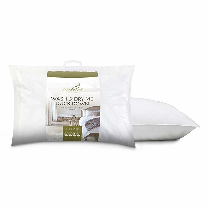 Snuggledown Premium Duck Down Surround Pillow