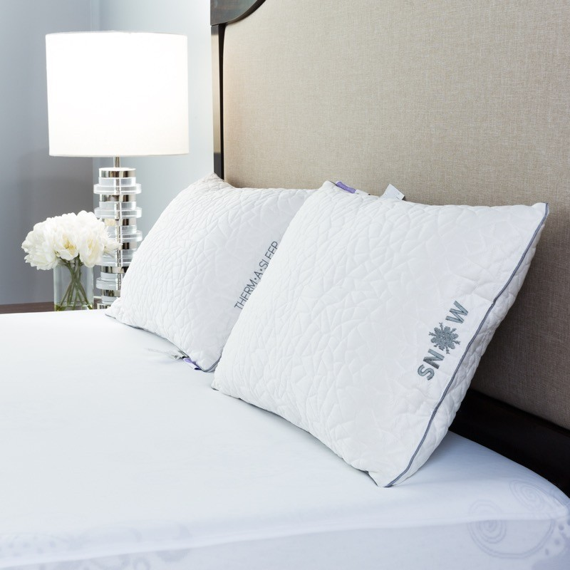 Protect A Bed Snow Nordic Chill Cooling Pillow