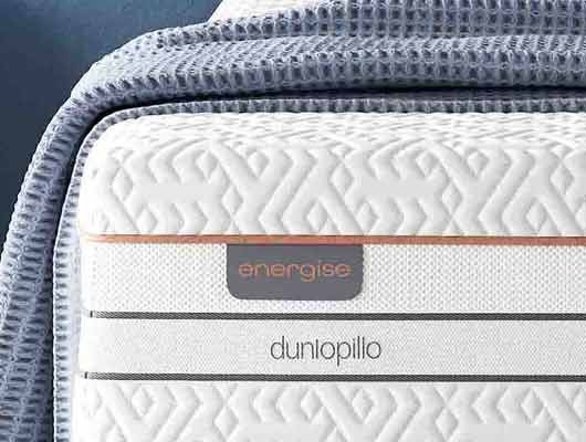 Dunlopillo Latex Mattress Go Energise