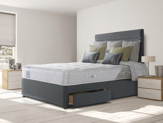Sealy Activsleep Comfort Pocket Memory 1800 Revive Zip & Link Mattress