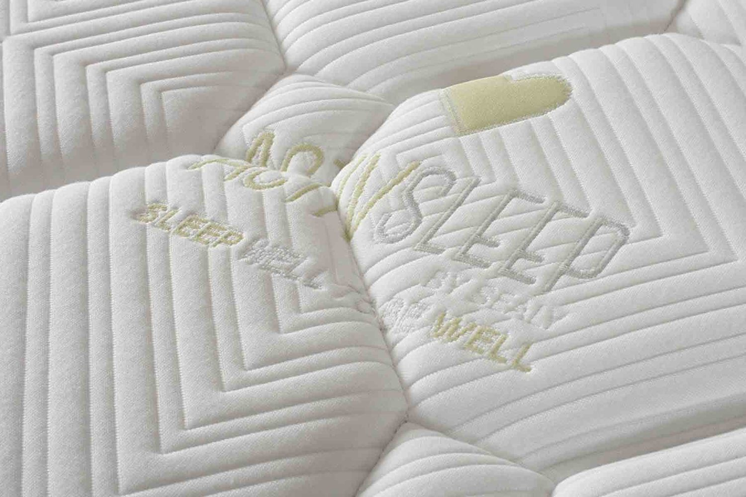 Sealy Activsleep Geltex 2800 Eurotop Mattress