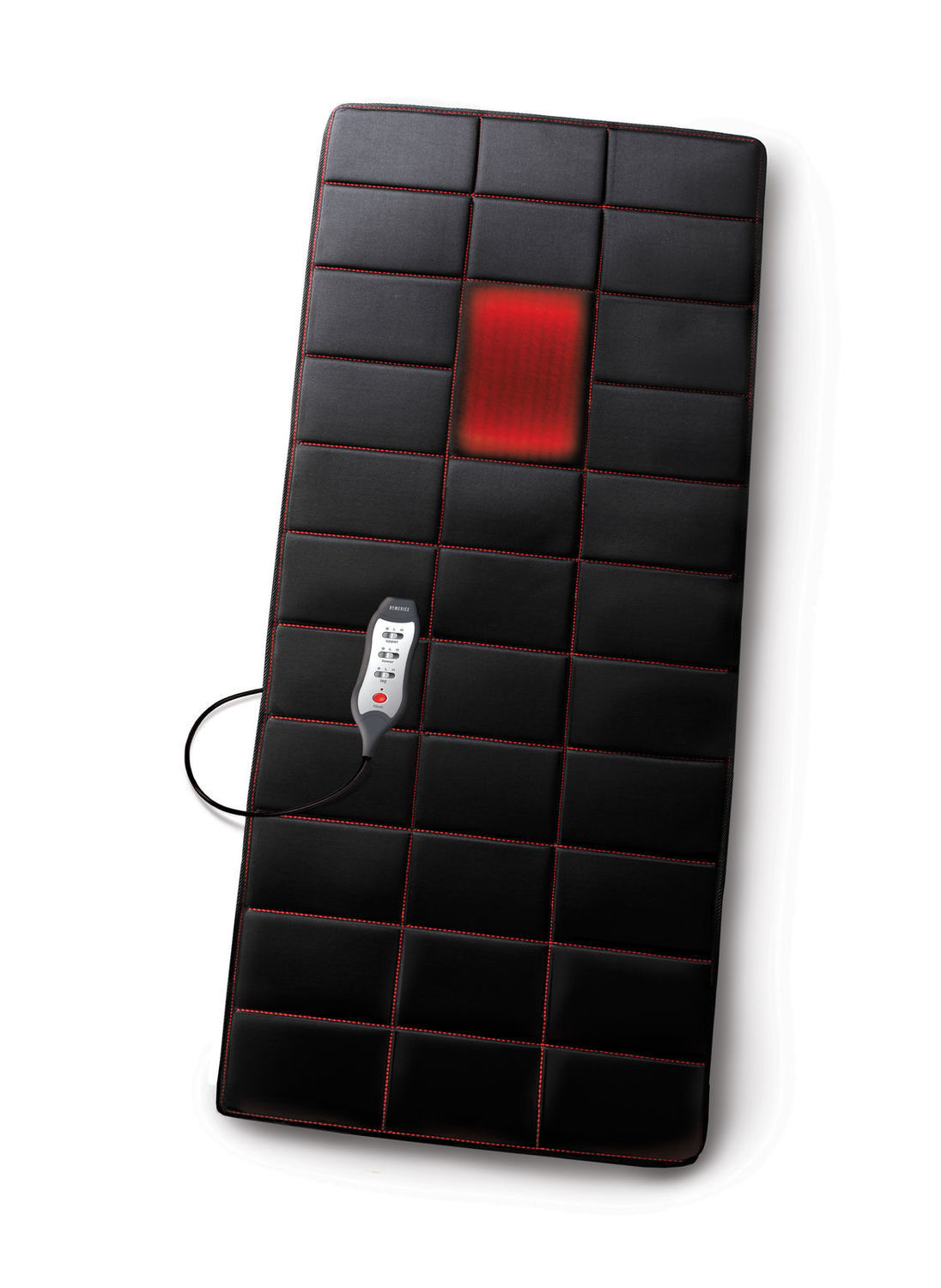 HoMedics Full Body Heated Vibration Massage Mat MMP-250-Gb