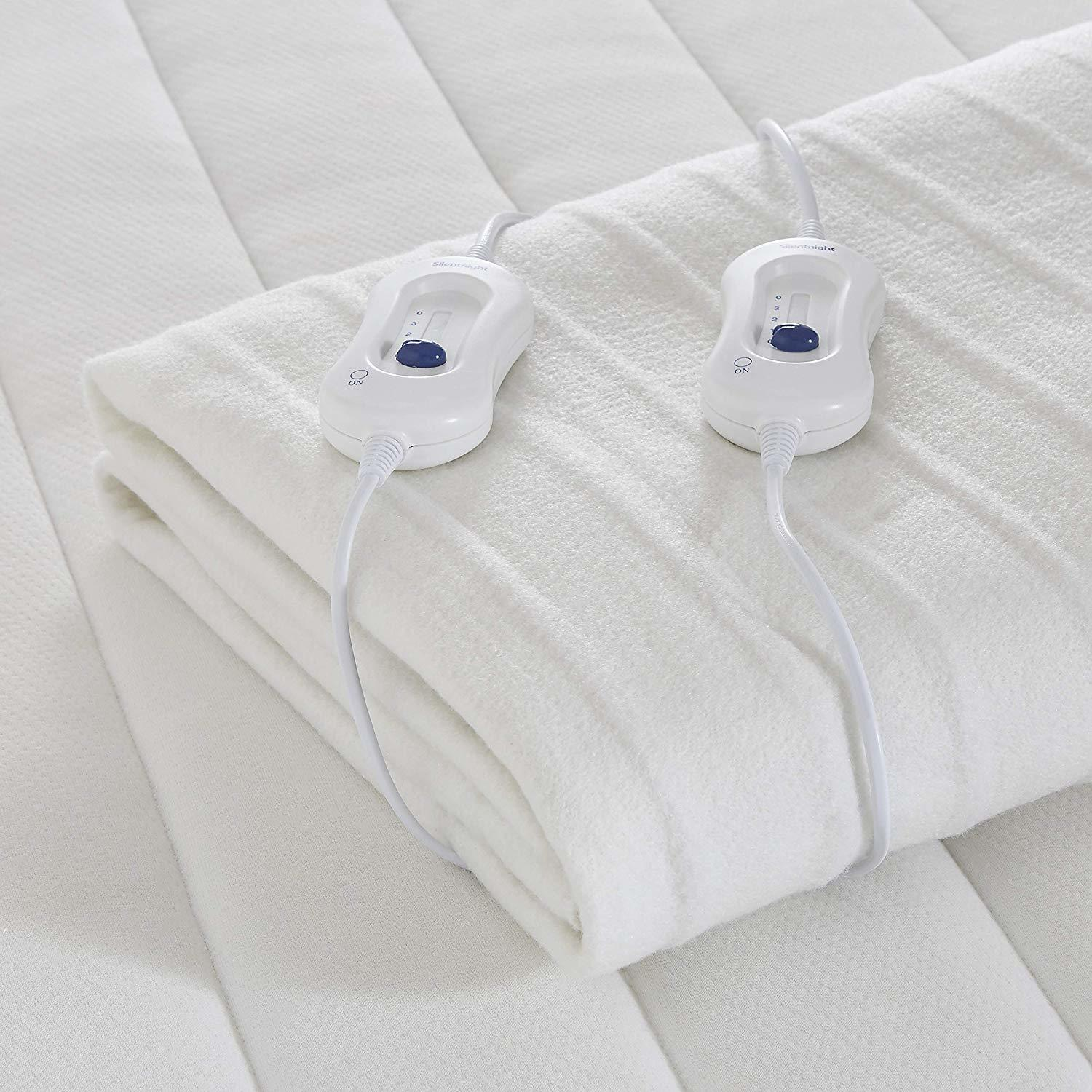 aa01f3c4ffe Silentnight Comfort Control Dual Control Electric Blanket from ...