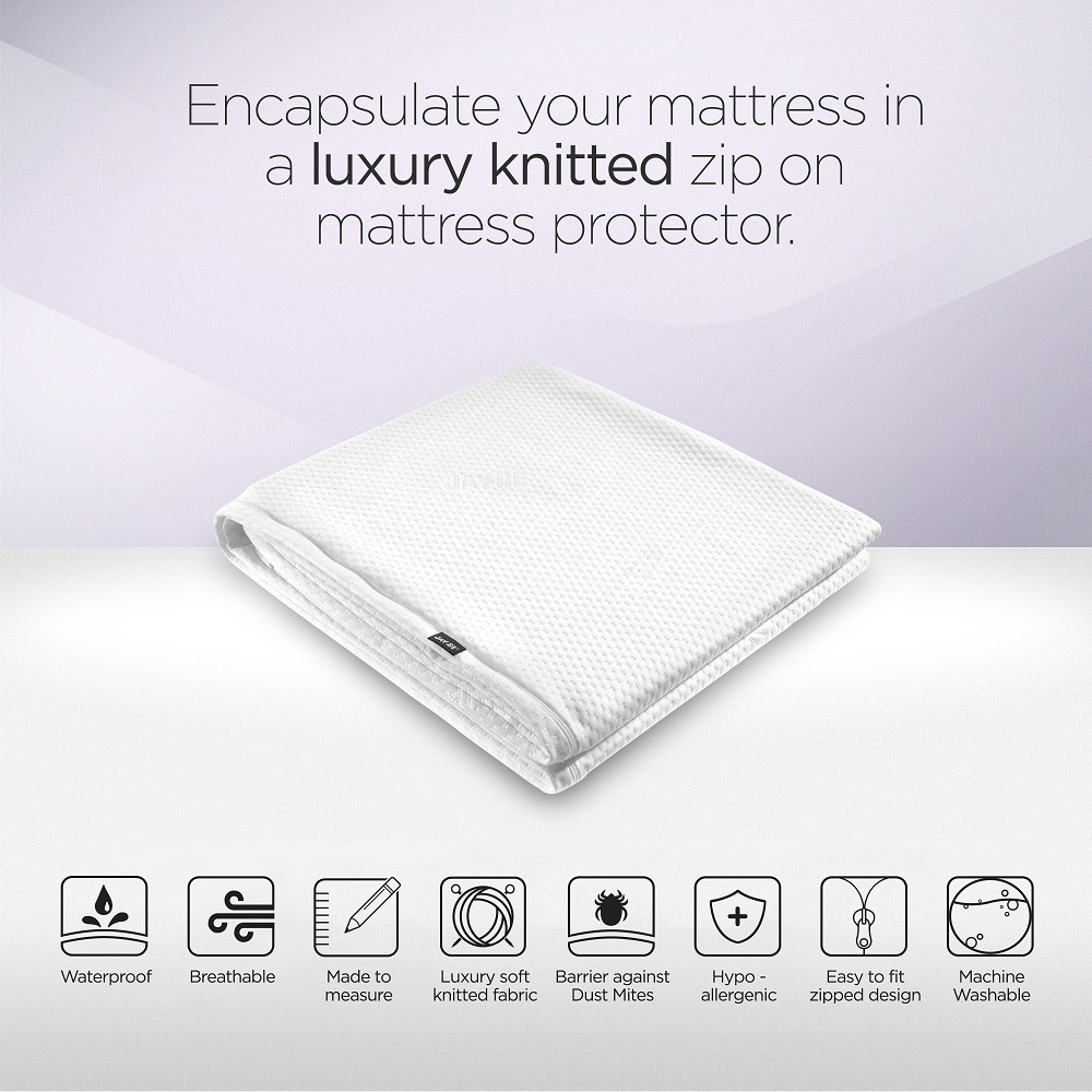 Jay-Be J Bed Washable Mattress Protector