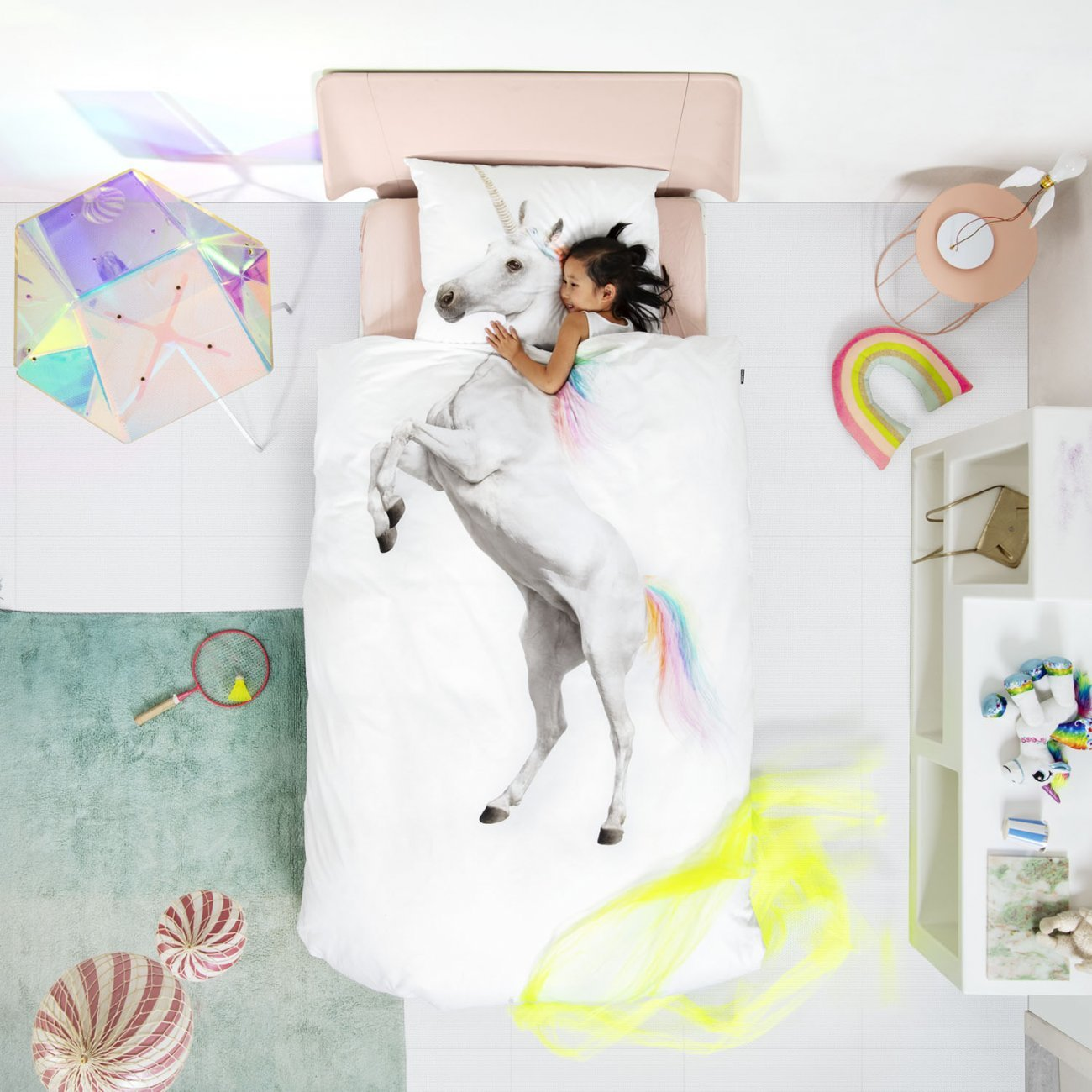 Snurk Unicorn Duvet Cover & Pillowcase