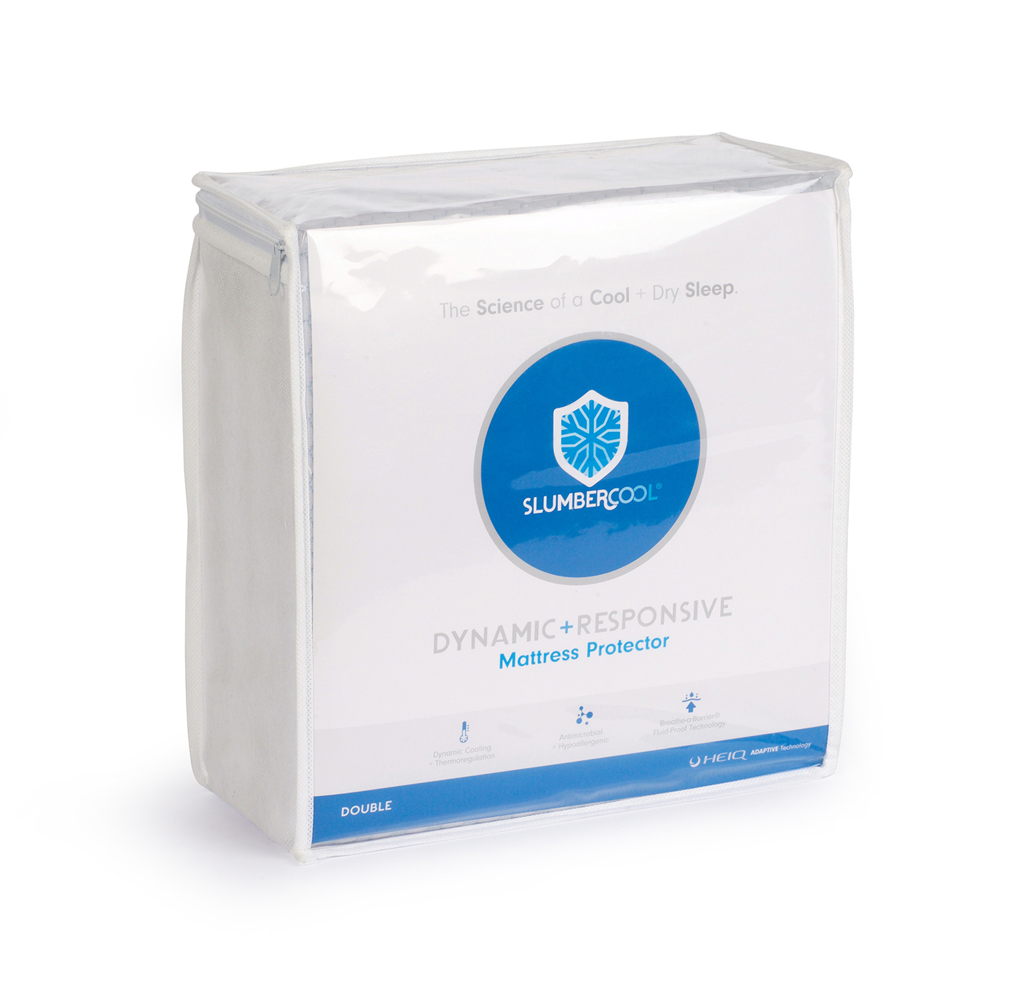 SlumberCool Climate Control Mattress Protector
