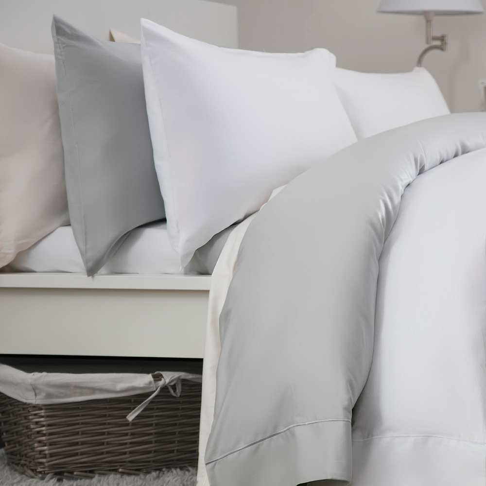 Belledorm 400 Egyptian Cotton L Oxford Pillowcase White