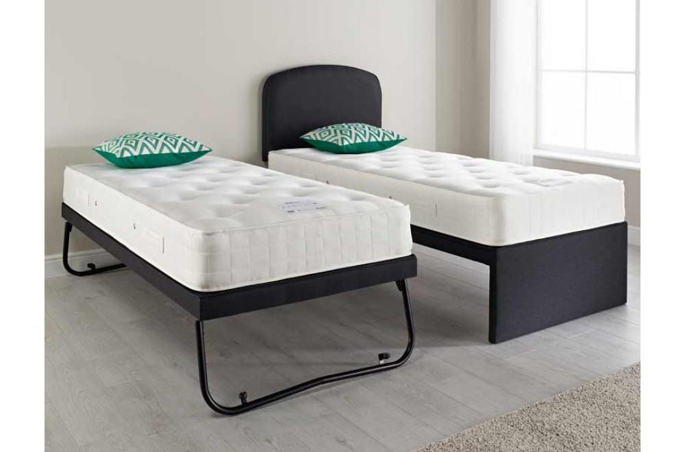 Relyon Guest Bed Upholstered Coil Mattresses