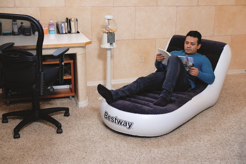 Bestway Inflatable Lounger Chaise Sport