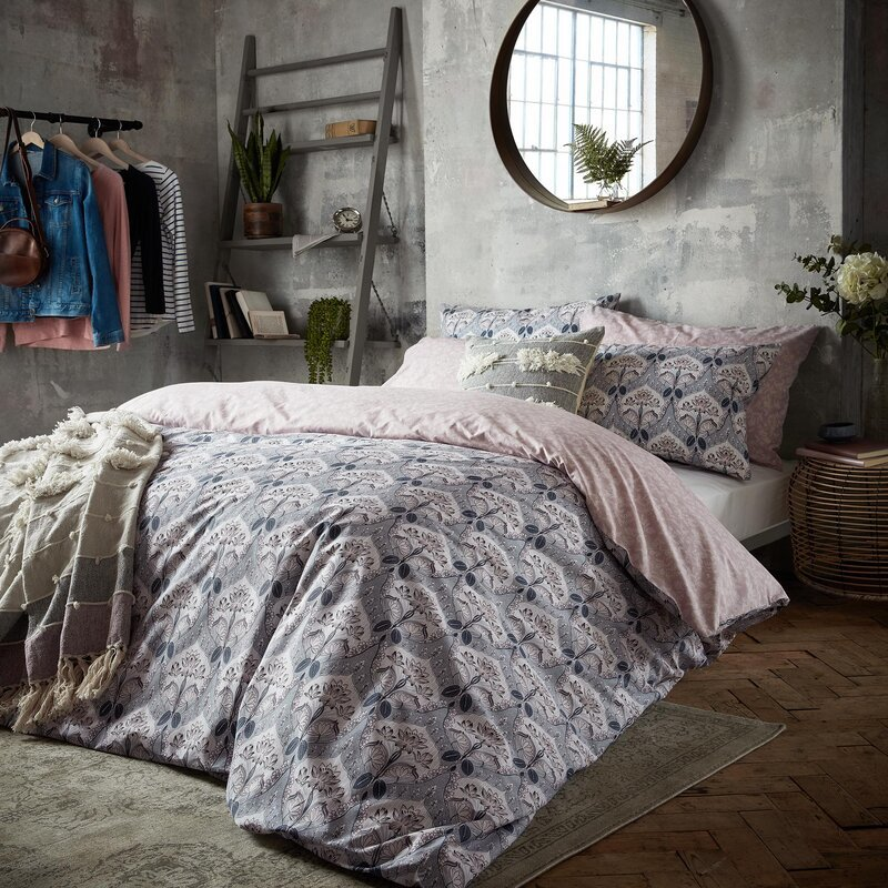 FatFace Waterlilies Duvet Cover Set