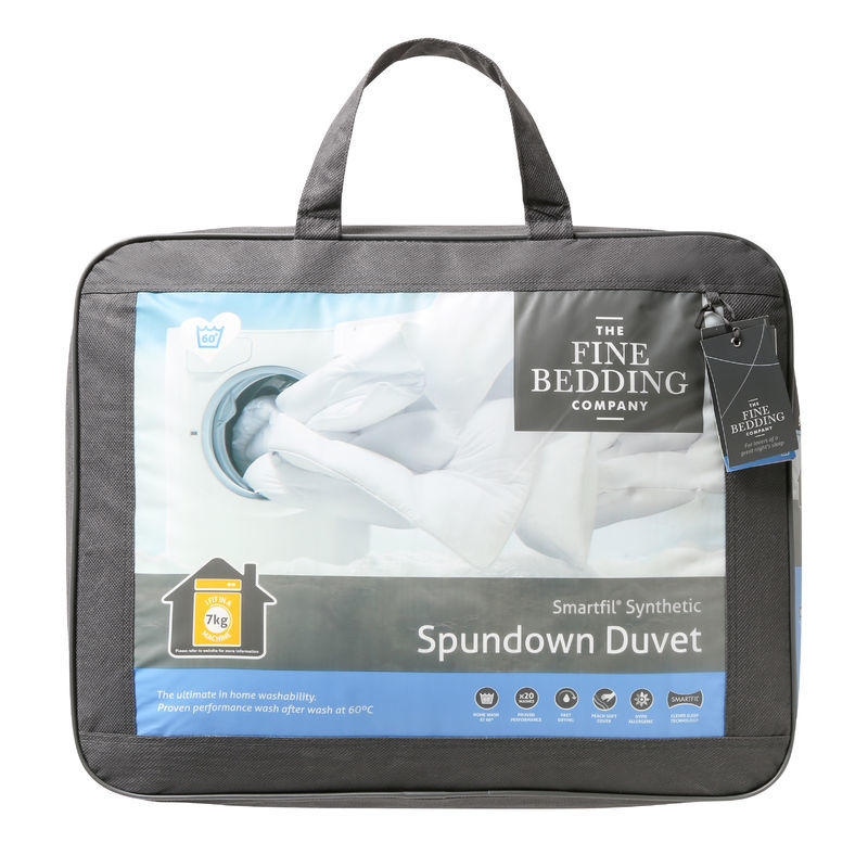 The Fine Bedding Co Spundown 13.5 tog Duvet
