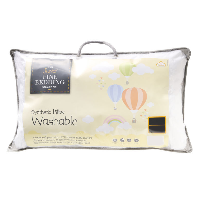 The Junior Fine Bedding Company Junior Washable Pillow