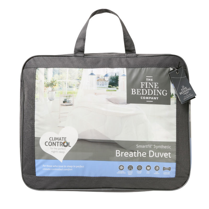 The Fine Bedding Company Breathe 4.5 Tog Duvet
