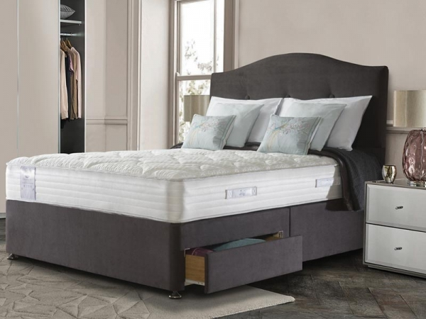 Sealy Dreamworld Alder Wool Deluxe Zip & Link Mattress