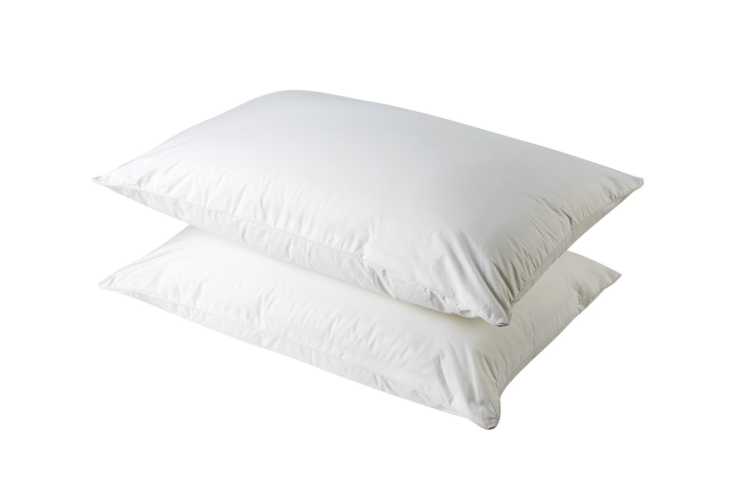 Christy Pure Cotton Comfort Pillow Pair