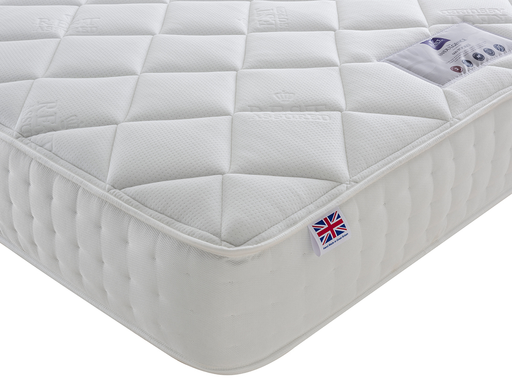 Rest Assured Lana Natural Pocket 600 Mattress